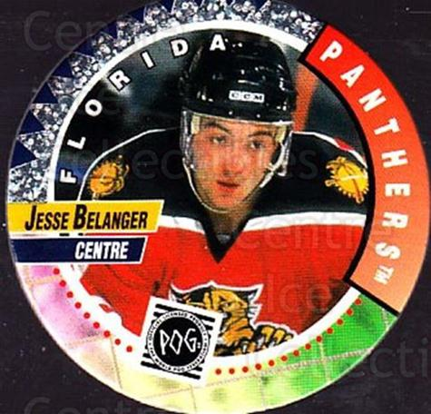 1994-95 Canada Games NHL POGS #368 Jesse Belanger<br/>10 In Stock - $1.00 each - <a href=https://centericecollectibles.foxycart.com/cart?name=1994-95%20Canada%20Games%20NHL%20POGS%20%23368%20Jesse%20Belanger...&quantity_max=10&price=$1.00&code=149635 class=foxycart> Buy it now! </a>