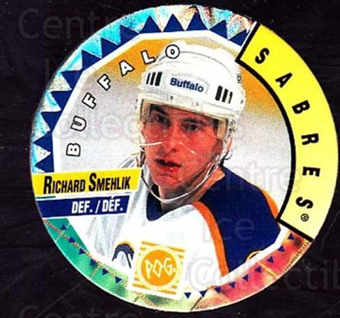 1994-95 Canada Games NHL POGS #52 Richard Smehlik<br/>4 In Stock - $1.00 each - <a href=https://centericecollectibles.foxycart.com/cart?name=1994-95%20Canada%20Games%20NHL%20POGS%20%2352%20Richard%20Smehlik...&quantity_max=4&price=$1.00&code=149655 class=foxycart> Buy it now! </a>