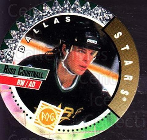 1994-95 Canada Games NHL POGS #77 Russ Courtnall<br/>11 In Stock - $1.00 each - <a href=https://centericecollectibles.foxycart.com/cart?name=1994-95%20Canada%20Games%20NHL%20POGS%20%2377%20Russ%20Courtnall...&quantity_max=11&price=$1.00&code=149679 class=foxycart> Buy it now! </a>