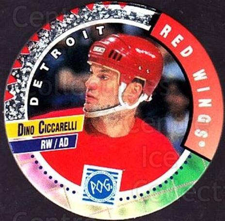 1994-95 Canada Games NHL POGS #86 Dino Ciccarelli<br/>8 In Stock - $1.00 each - <a href=https://centericecollectibles.foxycart.com/cart?name=1994-95%20Canada%20Games%20NHL%20POGS%20%2386%20Dino%20Ciccarelli...&quantity_max=8&price=$1.00&code=149688 class=foxycart> Buy it now! </a>