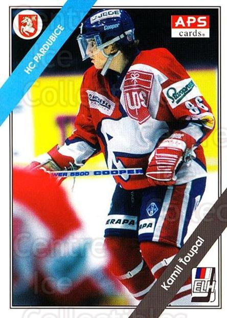 1994-95 Czech APS Extraliga #31 Kamil Toupal<br/>4 In Stock - $2.00 each - <a href=https://centericecollectibles.foxycart.com/cart?name=1994-95%20Czech%20APS%20Extraliga%20%2331%20Kamil%20Toupal...&quantity_max=4&price=$2.00&code=149732 class=foxycart> Buy it now! </a>