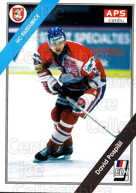 1994-95 Czech APS Extraliga #40 David Pospisil<br/>4 In Stock - $2.00 each - <a href=https://centericecollectibles.foxycart.com/cart?name=1994-95%20Czech%20APS%20Extraliga%20%2340%20David%20Pospisil...&quantity_max=4&price=$2.00&code=149738 class=foxycart> Buy it now! </a>