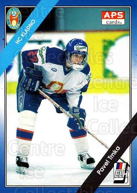 1994-95 Czech APS Extraliga #49 Pavel Trnka<br/>2 In Stock - $2.00 each - <a href=https://centericecollectibles.foxycart.com/cart?name=1994-95%20Czech%20APS%20Extraliga%20%2349%20Pavel%20Trnka...&quantity_max=2&price=$2.00&code=149744 class=foxycart> Buy it now! </a>