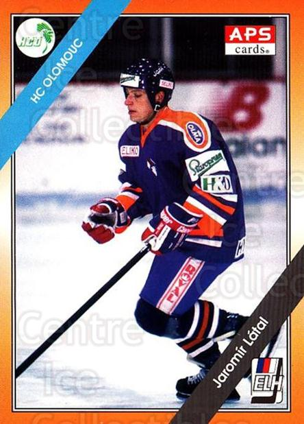1994-95 Czech APS Extraliga #5 Jaromir Latal<br/>2 In Stock - $2.00 each - <a href=https://centericecollectibles.foxycart.com/cart?name=1994-95%20Czech%20APS%20Extraliga%20%235%20Jaromir%20Latal...&quantity_max=2&price=$2.00&code=149745 class=foxycart> Buy it now! </a>
