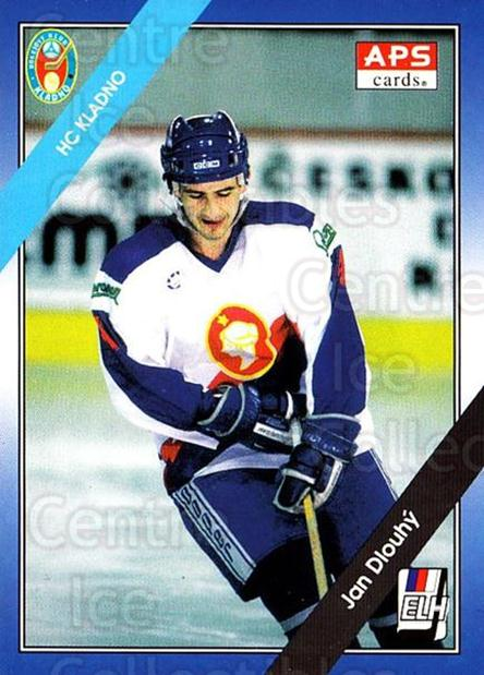 1994-95 Czech APS Extraliga #53 Jan Dlouhy<br/>6 In Stock - $2.00 each - <a href=https://centericecollectibles.foxycart.com/cart?name=1994-95%20Czech%20APS%20Extraliga%20%2353%20Jan%20Dlouhy...&quantity_max=6&price=$2.00&code=149747 class=foxycart> Buy it now! </a>