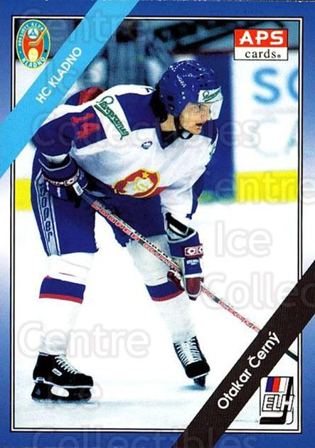 1994-95 Czech APS Extraliga #54 Otakar Cerny<br/>5 In Stock - $2.00 each - <a href=https://centericecollectibles.foxycart.com/cart?name=1994-95%20Czech%20APS%20Extraliga%20%2354%20Otakar%20Cerny...&quantity_max=5&price=$2.00&code=149748 class=foxycart> Buy it now! </a>
