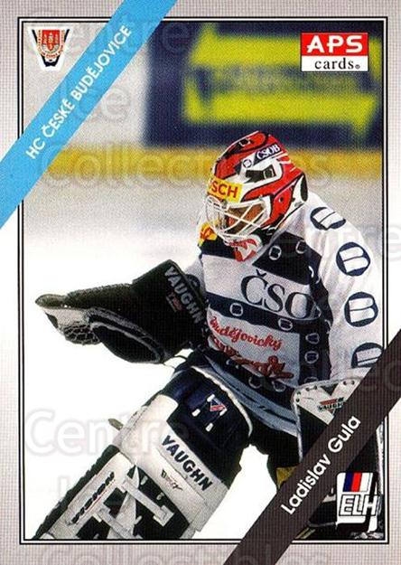 1994-95 Czech APS Extraliga #94 Ladislav Gula<br/>2 In Stock - $2.00 each - <a href=https://centericecollectibles.foxycart.com/cart?name=1994-95%20Czech%20APS%20Extraliga%20%2394%20Ladislav%20Gula...&quantity_max=2&price=$2.00&code=149773 class=foxycart> Buy it now! </a>