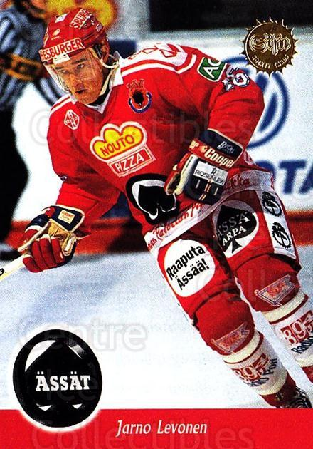 1994-95 Finnish SISU #258 Jarno Levonen<br/>4 In Stock - $2.00 each - <a href=https://centericecollectibles.foxycart.com/cart?name=1994-95%20Finnish%20SISU%20%23258%20Jarno%20Levonen...&quantity_max=4&price=$2.00&code=149958 class=foxycart> Buy it now! </a>