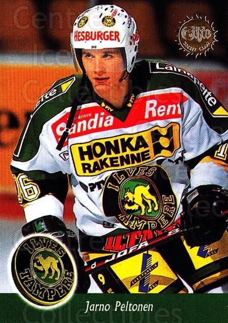 1994-95 Finnish SISU #259 Jarno Peltonen<br/>1 In Stock - $2.00 each - <a href=https://centericecollectibles.foxycart.com/cart?name=1994-95%20Finnish%20SISU%20%23259%20Jarno%20Peltonen...&quantity_max=1&price=$2.00&code=149959 class=foxycart> Buy it now! </a>