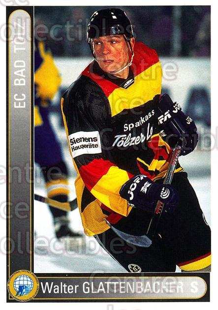 1994-95 German First League #24 Walter Glattenbacher<br/>13 In Stock - $2.00 each - <a href=https://centericecollectibles.foxycart.com/cart?name=1994-95%20German%20First%20League%20%2324%20Walter%20Glattenb...&quantity_max=13&price=$2.00&code=150161 class=foxycart> Buy it now! </a>