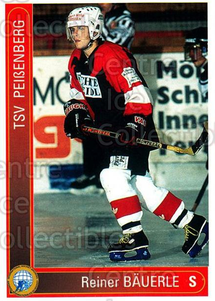 1994-95 German First League #242 Reiner Bauerle<br/>10 In Stock - $2.00 each - <a href=https://centericecollectibles.foxycart.com/cart?name=1994-95%20German%20First%20League%20%23242%20Reiner%20Bauerle...&price=$2.00&code=150164 class=foxycart> Buy it now! </a>