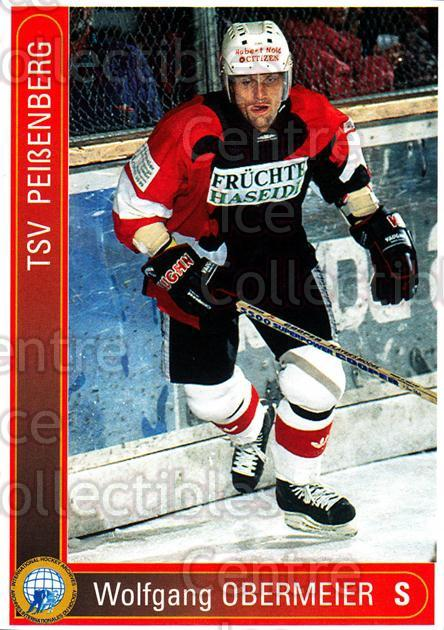 1994-95 German First League #246 Wolfgang Obermeier<br/>13 In Stock - $2.00 each - <a href=https://centericecollectibles.foxycart.com/cart?name=1994-95%20German%20First%20League%20%23246%20Wolfgang%20Oberme...&price=$2.00&code=150168 class=foxycart> Buy it now! </a>