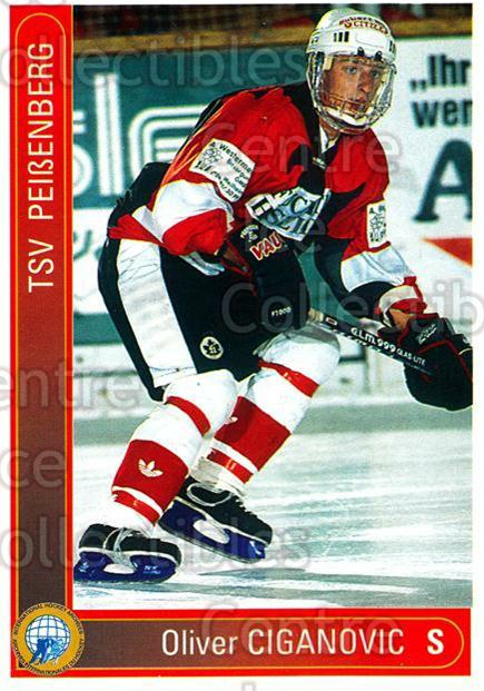 1994-95 German First League #254 Oliver Ciganovic<br/>12 In Stock - $2.00 each - <a href=https://centericecollectibles.foxycart.com/cart?name=1994-95%20German%20First%20League%20%23254%20Oliver%20Ciganovi...&price=$2.00&code=150177 class=foxycart> Buy it now! </a>