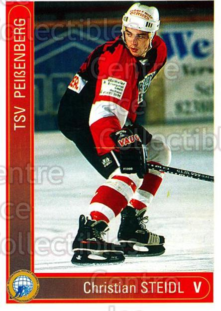 1994-95 German First League #255 Christian Steidl<br/>14 In Stock - $2.00 each - <a href=https://centericecollectibles.foxycart.com/cart?name=1994-95%20German%20First%20League%20%23255%20Christian%20Steid...&price=$2.00&code=150178 class=foxycart> Buy it now! </a>