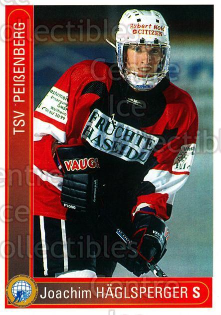1994-95 German First League #259 Joachim Hagelsperger<br/>12 In Stock - $2.00 each - <a href=https://centericecollectibles.foxycart.com/cart?name=1994-95%20German%20First%20League%20%23259%20Joachim%20Hagelsp...&price=$2.00&code=150182 class=foxycart> Buy it now! </a>