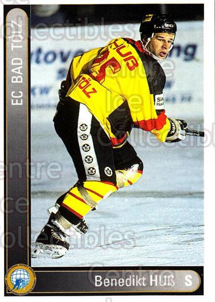 1994-95 German First League #26 Benedict Muss<br/>12 In Stock - $2.00 each - <a href=https://centericecollectibles.foxycart.com/cart?name=1994-95%20German%20First%20League%20%2326%20Benedict%20Muss...&quantity_max=12&price=$2.00&code=150183 class=foxycart> Buy it now! </a>