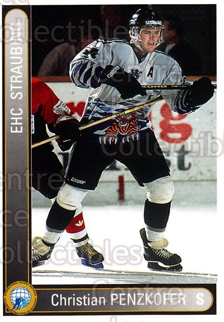 1994-95 German First League #338 Christian Penzkofer<br/>8 In Stock - $2.00 each - <a href=https://centericecollectibles.foxycart.com/cart?name=1994-95%20German%20First%20League%20%23338%20Christian%20Penzk...&quantity_max=8&price=$2.00&code=150267 class=foxycart> Buy it now! </a>