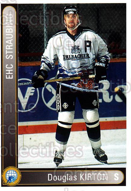 1994-95 German First League #340 Douglas Kirton<br/>3 In Stock - $2.00 each - <a href=https://centericecollectibles.foxycart.com/cart?name=1994-95%20German%20First%20League%20%23340%20Douglas%20Kirton...&quantity_max=3&price=$2.00&code=150270 class=foxycart> Buy it now! </a>