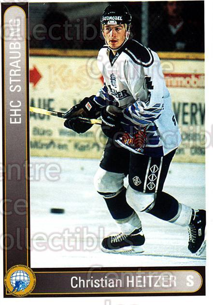 1994-95 German First League #345 Christian Heitzer<br/>11 In Stock - $2.00 each - <a href=https://centericecollectibles.foxycart.com/cart?name=1994-95%20German%20First%20League%20%23345%20Christian%20Heitz...&quantity_max=11&price=$2.00&code=150274 class=foxycart> Buy it now! </a>