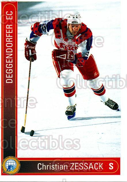 1994-95 German First League #37 Christian Zessak<br/>7 In Stock - $2.00 each - <a href=https://centericecollectibles.foxycart.com/cart?name=1994-95%20German%20First%20League%20%2337%20Christian%20Zessa...&quantity_max=7&price=$2.00&code=150301 class=foxycart> Buy it now! </a>