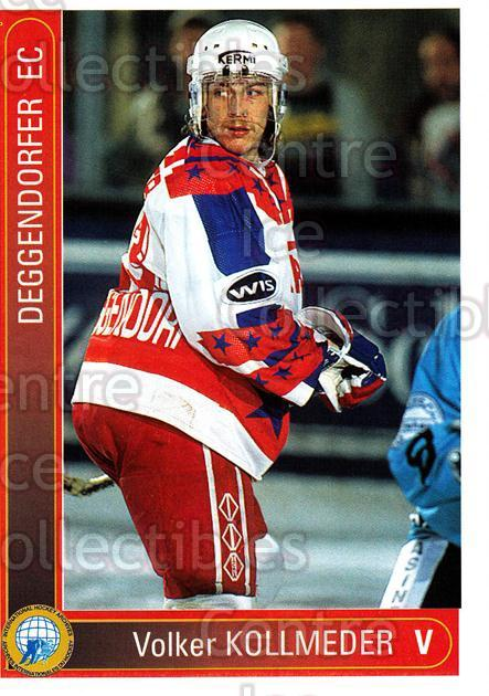 1994-95 German First League #42 Volker Kollmeder<br/>11 In Stock - $2.00 each - <a href=https://centericecollectibles.foxycart.com/cart?name=1994-95%20German%20First%20League%20%2342%20Volker%20Kollmede...&price=$2.00&code=150355 class=foxycart> Buy it now! </a>