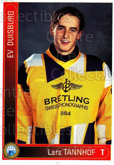 1994-95 German First League #431 Lars Tannhof<br/>13 In Stock - $2.00 each - <a href=https://centericecollectibles.foxycart.com/cart?name=1994-95%20German%20First%20League%20%23431%20Lars%20Tannhof...&quantity_max=13&price=$2.00&code=150368 class=foxycart> Buy it now! </a>