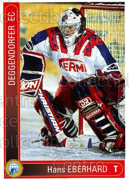 1994-95 German First League #44 Hans Eberhard<br/>10 In Stock - $2.00 each - <a href=https://centericecollectibles.foxycart.com/cart?name=1994-95%20German%20First%20League%20%2344%20Hans%20Eberhard...&price=$2.00&code=150377 class=foxycart> Buy it now! </a>