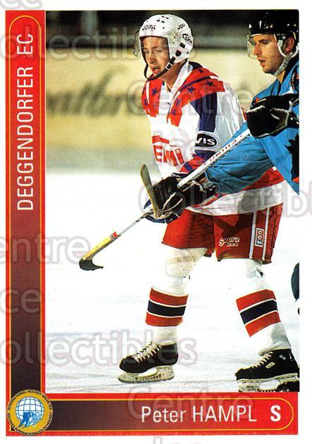 1994-95 German First League #46 Peter Hampl<br/>10 In Stock - $2.00 each - <a href=https://centericecollectibles.foxycart.com/cart?name=1994-95%20German%20First%20League%20%2346%20Peter%20Hampl...&price=$2.00&code=150399 class=foxycart> Buy it now! </a>