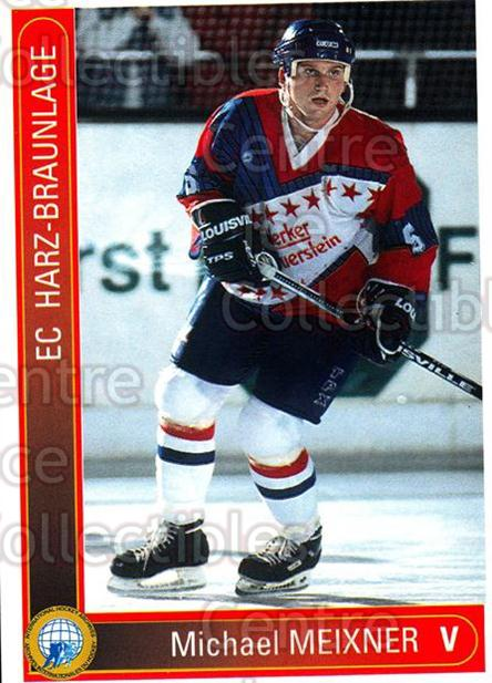 1994-95 German First League #462 Michael Meixner<br/>8 In Stock - $2.00 each - <a href=https://centericecollectibles.foxycart.com/cart?name=1994-95%20German%20First%20League%20%23462%20Michael%20Meixner...&quantity_max=8&price=$2.00&code=150402 class=foxycart> Buy it now! </a>