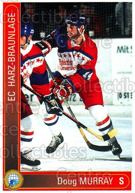1994-95 German First League #469 Doug Murray (2)<br/>8 In Stock - $2.00 each - <a href=https://centericecollectibles.foxycart.com/cart?name=1994-95%20German%20First%20League%20%23469%20Doug%20Murray%20(2)...&quantity_max=8&price=$2.00&code=150409 class=foxycart> Buy it now! </a>