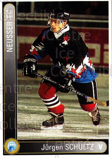 1994-95 German First League #500 Jurgen Schultz<br/>8 In Stock - $2.00 each - <a href=https://centericecollectibles.foxycart.com/cart?name=1994-95%20German%20First%20League%20%23500%20Jurgen%20Schultz...&quantity_max=8&price=$2.00&code=150444 class=foxycart> Buy it now! </a>