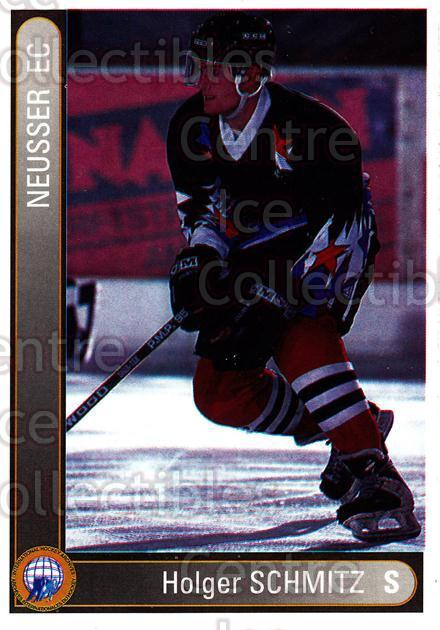 1994-95 German First League #505 Holger Schmitz<br/>12 In Stock - $2.00 each - <a href=https://centericecollectibles.foxycart.com/cart?name=1994-95%20German%20First%20League%20%23505%20Holger%20Schmitz...&quantity_max=12&price=$2.00&code=150449 class=foxycart> Buy it now! </a>