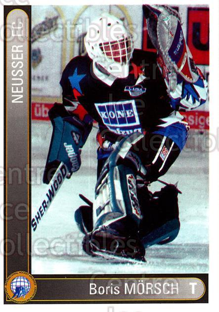 1994-95 German First League #508 Boris Morsch<br/>7 In Stock - $2.00 each - <a href=https://centericecollectibles.foxycart.com/cart?name=1994-95%20German%20First%20League%20%23508%20Boris%20Morsch...&quantity_max=7&price=$2.00&code=150452 class=foxycart> Buy it now! </a>