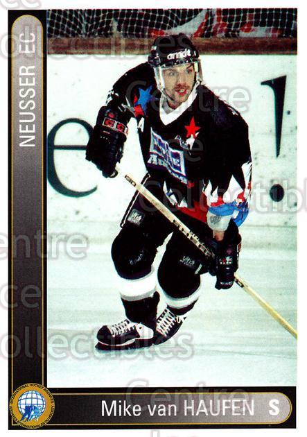 1994-95 German First League #514 Mike Van Hauten<br/>10 In Stock - $2.00 each - <a href=https://centericecollectibles.foxycart.com/cart?name=1994-95%20German%20First%20League%20%23514%20Mike%20Van%20Hauten...&quantity_max=10&price=$2.00&code=150459 class=foxycart> Buy it now! </a>