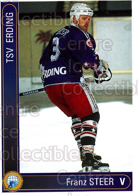 1994-95 German First League #53 Franz Steer<br/>11 In Stock - $2.00 each - <a href=https://centericecollectibles.foxycart.com/cart?name=1994-95%20German%20First%20League%20%2353%20Franz%20Steer...&quantity_max=11&price=$2.00&code=150476 class=foxycart> Buy it now! </a>