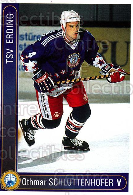 <a href=index.aspx?SetName=1994-95%20German%20First%20League>1994-95 German First League</a> #54 <a href=index.aspx?PlayerName=Ottmar%20Schluttenhofer> Ottmar Schluttenhofer</a><br/>5 in stock - $1.00 each - <a href=https://centericecollectibles.foxycart.com/cart?name=1994-95%20German%20First%20League%20%2354%20Ottmar%20Schlutte...&price=$1.00&code=150487 class=foxycart> Buy it now! </a>