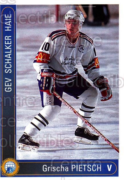 1994-95 German First League #544 Graischa Pietsch<br/>9 In Stock - $2.00 each - <a href=https://centericecollectibles.foxycart.com/cart?name=1994-95%20German%20First%20League%20%23544%20Graischa%20Pietsc...&quantity_max=9&price=$2.00&code=150492 class=foxycart> Buy it now! </a>