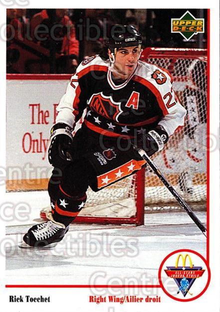 1991-92 McDonalds Upper Deck #2 Rick Tocchet<br/>7 In Stock - $1.00 each - <a href=https://centericecollectibles.foxycart.com/cart?name=1991-92%20McDonalds%20Upper%20Deck%20%232%20Rick%20Tocchet...&quantity_max=7&price=$1.00&code=15051 class=foxycart> Buy it now! </a>