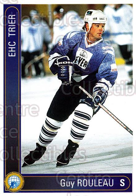 1994-95 German First League #588 Guy Rouleau<br/>2 In Stock - $2.00 each - <a href=https://centericecollectibles.foxycart.com/cart?name=1994-95%20German%20First%20League%20%23588%20Guy%20Rouleau...&quantity_max=2&price=$2.00&code=150535 class=foxycart> Buy it now! </a>