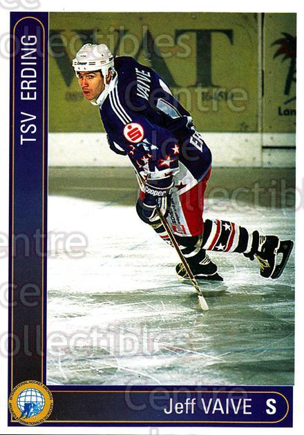 1994-95 German First League #59 Jeff Vaive<br/>10 In Stock - $2.00 each - <a href=https://centericecollectibles.foxycart.com/cart?name=1994-95%20German%20First%20League%20%2359%20Jeff%20Vaive...&quantity_max=10&price=$2.00&code=150537 class=foxycart> Buy it now! </a>