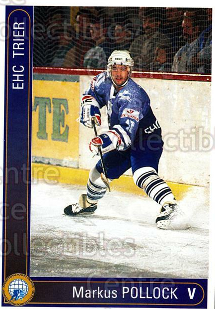 1994-95 German First League #593 Markus Pollock<br/>14 In Stock - $2.00 each - <a href=https://centericecollectibles.foxycart.com/cart?name=1994-95%20German%20First%20League%20%23593%20Markus%20Pollock...&quantity_max=14&price=$2.00&code=150541 class=foxycart> Buy it now! </a>