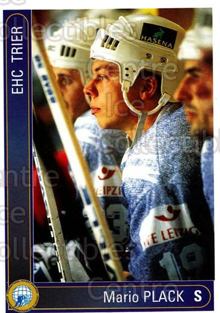 1994-95 German First League #594 Mario Plack<br/>11 In Stock - $2.00 each - <a href=https://centericecollectibles.foxycart.com/cart?name=1994-95%20German%20First%20League%20%23594%20Mario%20Plack...&quantity_max=11&price=$2.00&code=150542 class=foxycart> Buy it now! </a>