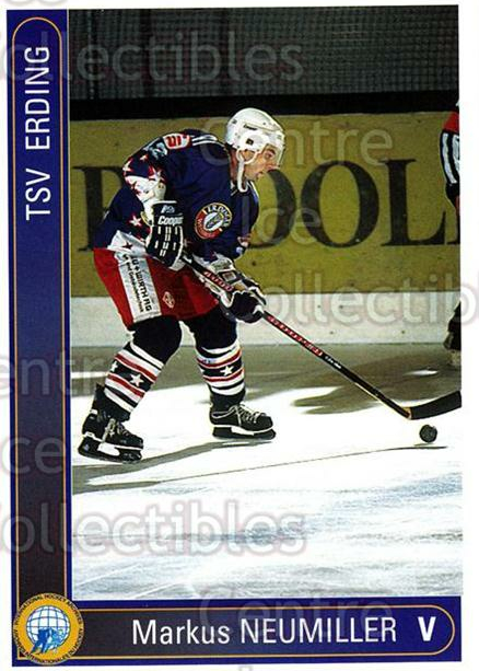 1994-95 German First League #60 Markus Neumuller<br/>12 In Stock - $2.00 each - <a href=https://centericecollectibles.foxycart.com/cart?name=1994-95%20German%20First%20League%20%2360%20Markus%20Neumulle...&quantity_max=12&price=$2.00&code=150549 class=foxycart> Buy it now! </a>