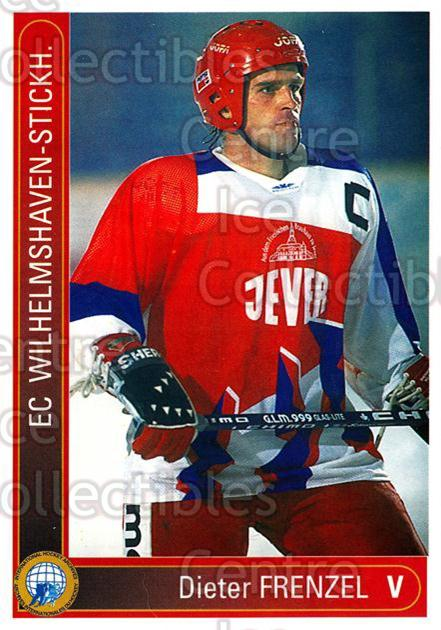 1994-95 German First League #628 Dieter Frenzel<br/>11 In Stock - $2.00 each - <a href=https://centericecollectibles.foxycart.com/cart?name=1994-95%20German%20First%20League%20%23628%20Dieter%20Frenzel...&quantity_max=11&price=$2.00&code=150579 class=foxycart> Buy it now! </a>