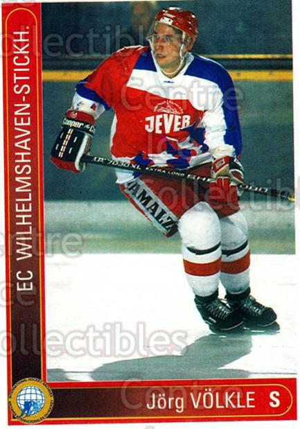 1994-95 German First League #630 Jorg Volkle<br/>12 In Stock - $2.00 each - <a href=https://centericecollectibles.foxycart.com/cart?name=1994-95%20German%20First%20League%20%23630%20Jorg%20Volkle...&quantity_max=12&price=$2.00&code=150582 class=foxycart> Buy it now! </a>