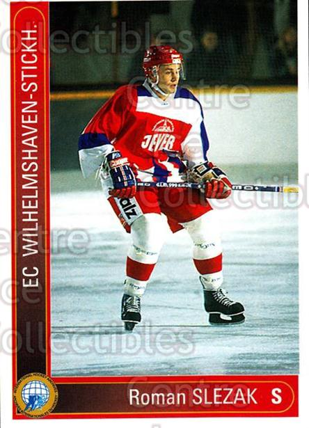 1994-95 German First League #632 Roman Slezak<br/>12 In Stock - $2.00 each - <a href=https://centericecollectibles.foxycart.com/cart?name=1994-95%20German%20First%20League%20%23632%20Roman%20Slezak...&quantity_max=12&price=$2.00&code=150584 class=foxycart> Buy it now! </a>