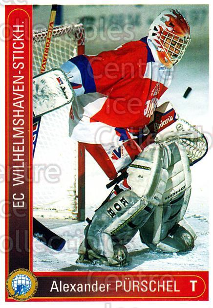1994-95 German First League #640 Alexander Purschel<br/>5 In Stock - $2.00 each - <a href=https://centericecollectibles.foxycart.com/cart?name=1994-95%20German%20First%20League%20%23640%20Alexander%20Pursc...&quantity_max=5&price=$2.00&code=150593 class=foxycart> Buy it now! </a>