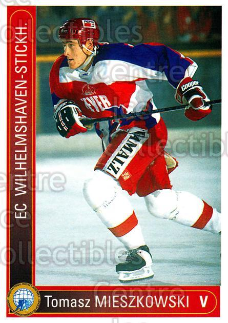1994-95 German First League #642 Thomas Mieszkowski<br/>11 In Stock - $2.00 each - <a href=https://centericecollectibles.foxycart.com/cart?name=1994-95%20German%20First%20League%20%23642%20Thomas%20Mieszkow...&quantity_max=11&price=$2.00&code=150595 class=foxycart> Buy it now! </a>