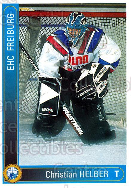 1994-95 German First League #82 Christian Helber<br/>7 In Stock - $2.00 each - <a href=https://centericecollectibles.foxycart.com/cart?name=1994-95%20German%20First%20League%20%2382%20Christian%20Helbe...&quantity_max=7&price=$2.00&code=150637 class=foxycart> Buy it now! </a>