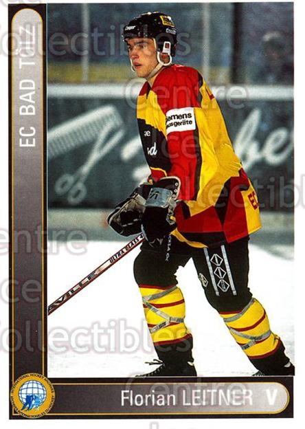 1994-95 German First League #9 Florian Leitner<br/>9 In Stock - $2.00 each - <a href=https://centericecollectibles.foxycart.com/cart?name=1994-95%20German%20First%20League%20%239%20Florian%20Leitner...&quantity_max=9&price=$2.00&code=150645 class=foxycart> Buy it now! </a>